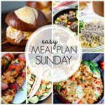 Easy Meal Plan Sunday #53