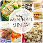 Easy Meal Plan Sunday #54