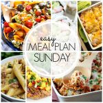 Easy Meal Plan Sunday #55