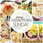 Easy Meal Plan Sunday #56