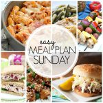 Easy Meal Plan Sunday #59