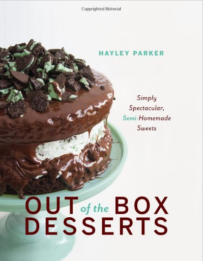 Out of the box desserts cookbook