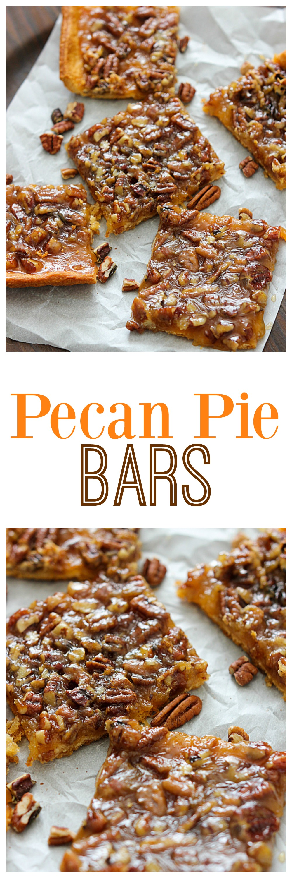 pecan-pie-bars-collage