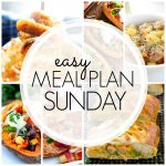 Easy Meal Plan Sunday #79