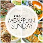 Easy Meal Plan Sunday #83