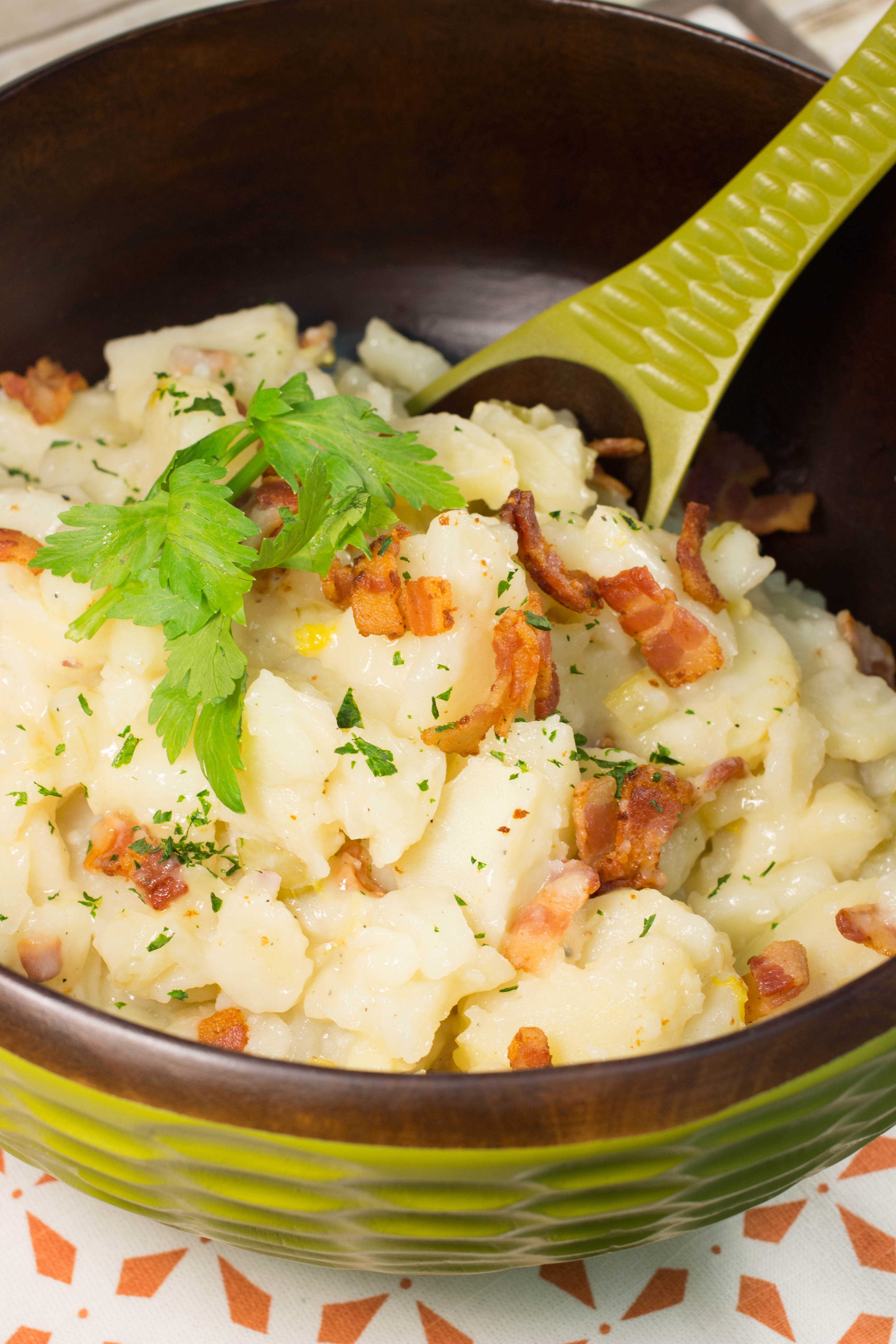 Old Fashioned Wisconsin German Potato Salad