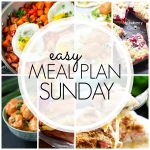 Easy Meal Plan Sunday #94