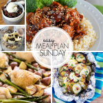 Easy Meal Plan Sunday #99