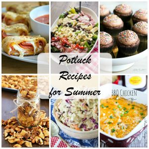 Potluck Recipes for Summer