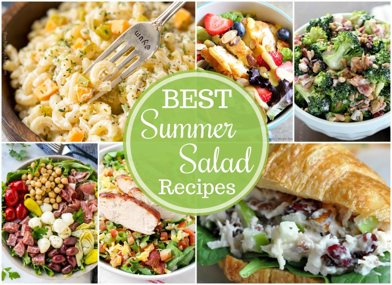 Best Summer Salad Recipes