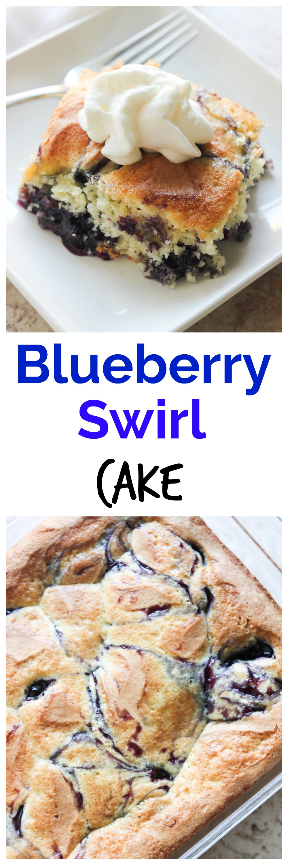 Blueberry Swirl Cake Mandy S Recipe Box