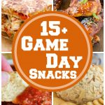 15+ Game Day Snacks