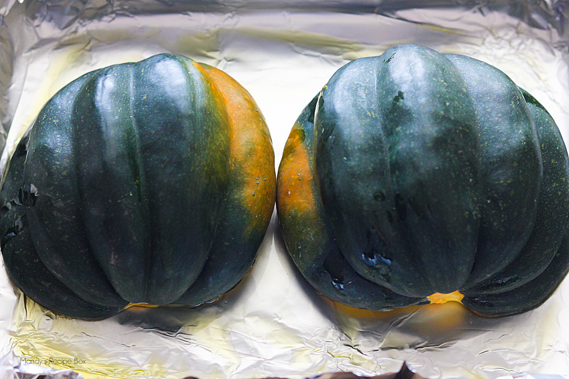 Roasted Garlic Squash with Crispy Sage Brown Butter images